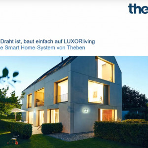 Video-Tutorial Smart Home-System LUXORliving
