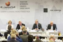 Impression von der Eröffnungspressekonferenz »E-world energy & water 2020«