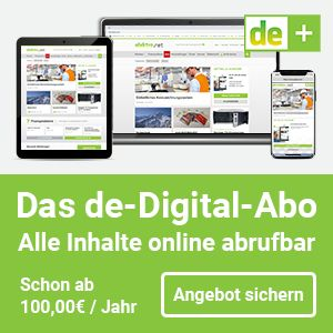 das de-Digital-Abo